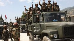 Syrian Army Cracks Down On Restive Border