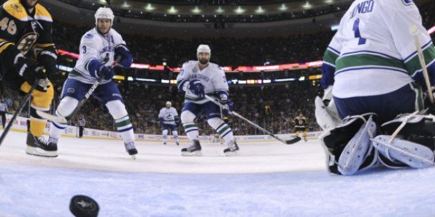 Vancouver Canucks Lose Stanley Cup Finals Game 6: Boston Bruins Win 5-2, Force Game