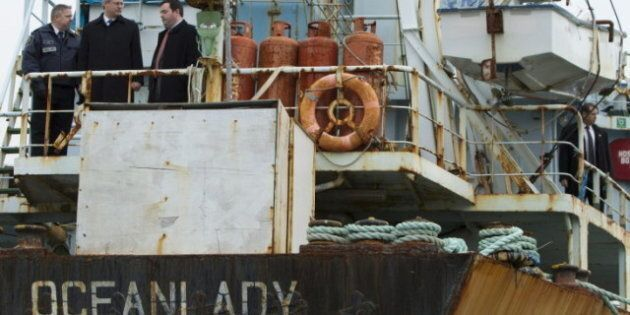 Ocean Lady Human Smuggling Ring Leads To Toronto