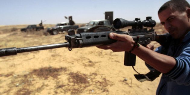 Canada Extends Libya Mission As Harper Government Offers Formal Recognition Of