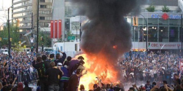 Vancouver Canucks Riot: Twitter Captures Anger, Shame Over Rioting After Stanley Cup