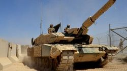 Canadian Tanks Wheeling Out As Kandahar Withdrawal