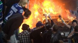 Vancouver Ashamed After Rioting, But Damage Is