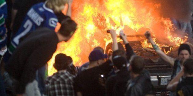 Vancouver Ashamed After Rioting, But Damage Is
