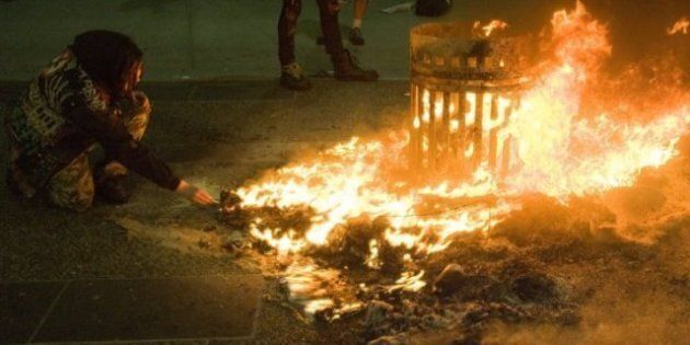 Vancouver Rioters: What Punishment Would Fit the Crime? He Says, She