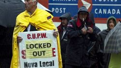 Ottawa Tables Back-To-Work Bill In Postal