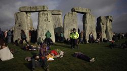 Summer Solstice Draws Thousands To
