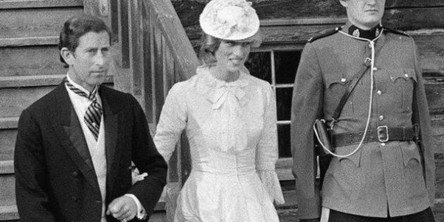 William and Kate's Canada Tour Reminiscent Of 1983 Royal Visit By Charles And