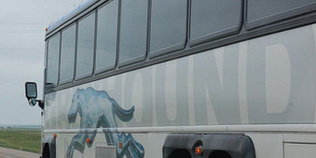 Greyhound Bus Crash In B.C.: 18 On Board Bus That Veered Off Highway 5 Near