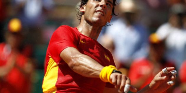 Rafael Nadal's Platonic