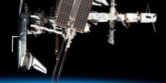 Space Junk Threatens Canadian