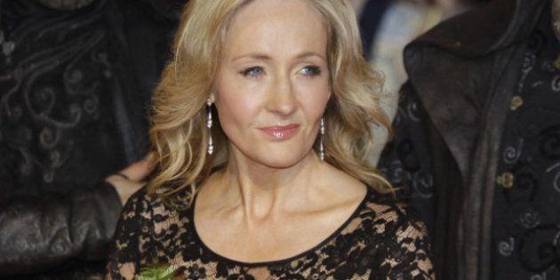 Pottermore: Harry Potter Author J.K. Rowling Reveals Latest Project