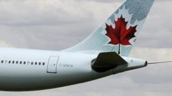 Air Canada Strike Up In The