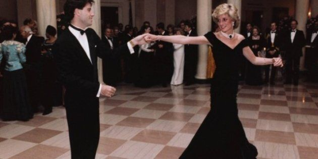 Collection Of Princess Diana's Dresses Up For Auction In