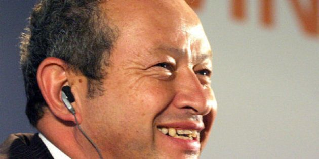 Naguib Sawiris: 2011 CIC Globalist of the