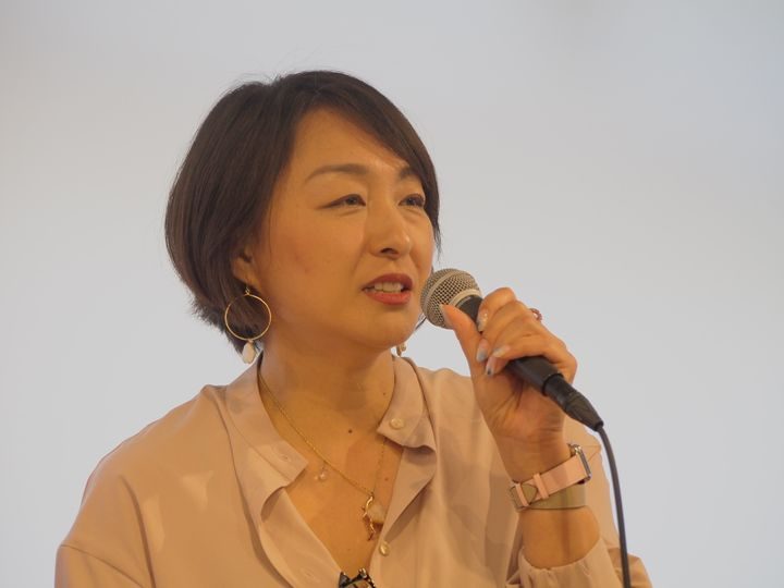 Allies Connect 代表の東由紀さん