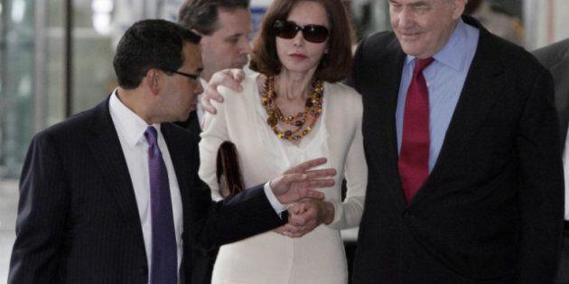 Conrad Black Sent Back To Jail, Wife Barbara Amiel