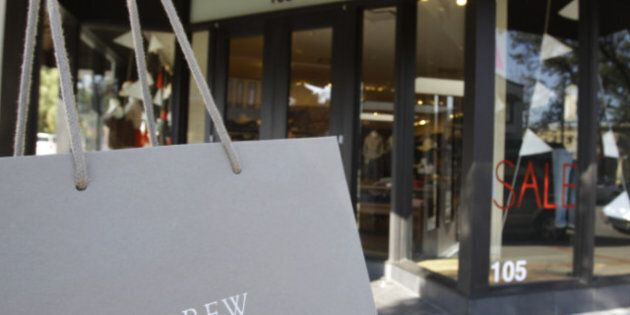 J. Crew To Open First International Store In