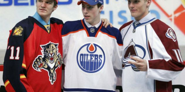 Ryan Nugent-Hopkins, Oilers' No. 1 Pick, A Gifted