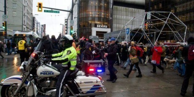 Occupy Canada: Action In Calgary; Protesters Wait Evictions Out In Toronto, Ottawa, Vancouver And
