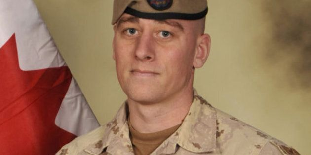 Francis Roy, Canada Soldier, Dead In Afghanistan In Non-Combat Related