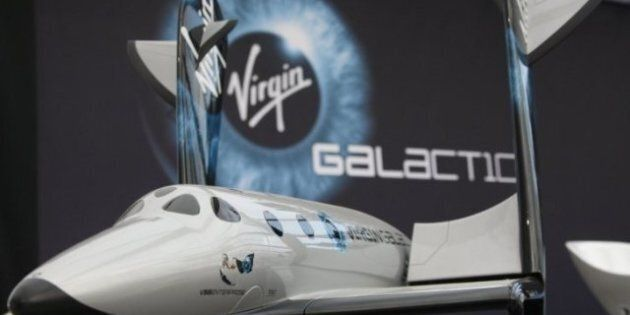 Virgin Galactic Taking Reservations, Calgary Teen Poised To Be Youngest In