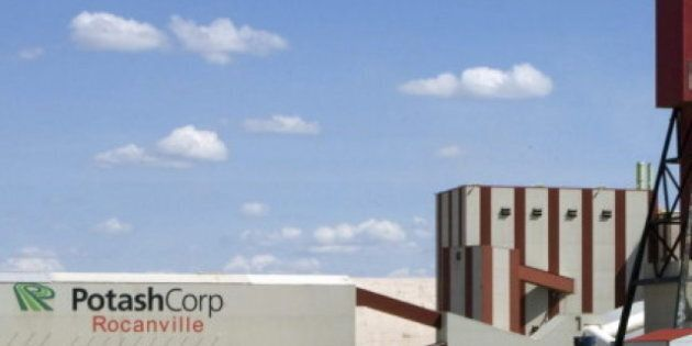 Potash Corp Sale To Billiton May Have Been Nixed By Threat Of Lost Saskatchewan