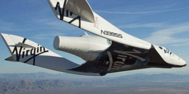 Calgary Teen Space Tourist: 17 Year Old Could Be Youngest Booked On Virgin Galactic