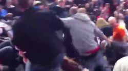 WATCH: Montreal Fans Go To Hockey Game, Fight Breaks
