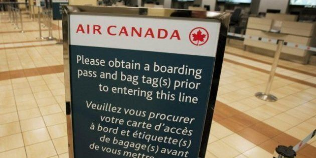 Air Canada, United Airlines Deal Stopped After Competition Bureau