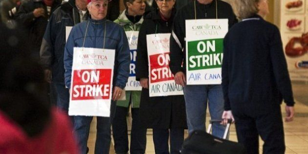 Air Canada Workers Ratify New