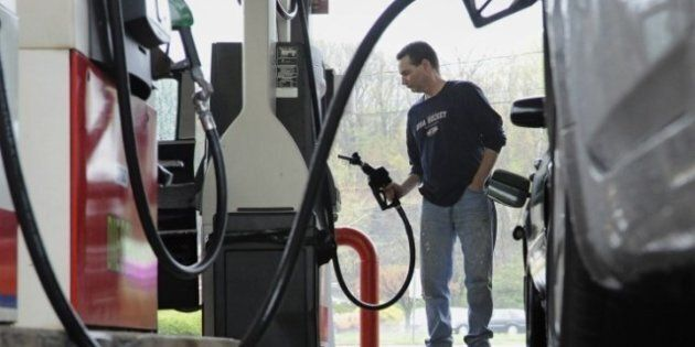 Canada Inflation: Gas Prices Pump Up Cost Of Living To Eight-Year