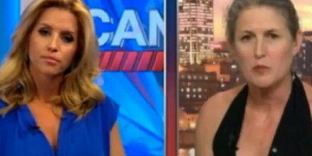 Krista Erickson Interview Of Margie Gillis On Sun News TV Nets Record Complaints