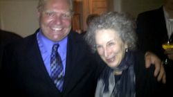 Doug Ford Knows What Margaret Atwood Looks Like