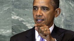 Obama: No 'Short Cuts' To Middle East