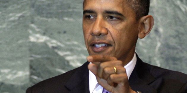 Obama At The United Nations: Palestinian State Can Only Be Created Through Talks With