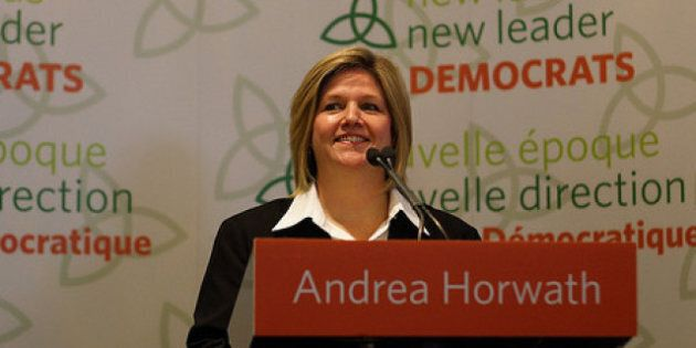 Ontario Election: NDP Back Off Suggestion They Would Favour Liberals If Minority Government