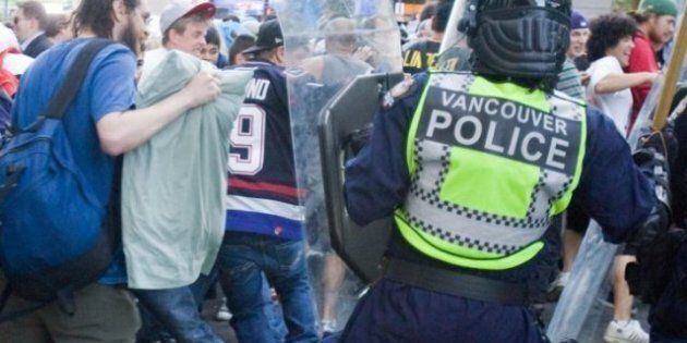 Hundreds Of Stanley Cup Riot Charges