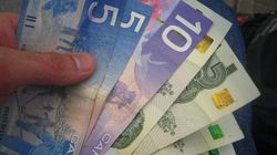 Loonie Stays Below Parity As Markets Stay