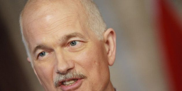 Three Jack Layton Statues Planned By Canadian