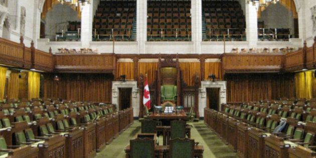 House Of Commons Canada: MPs Play Musical Chairs As New Parliamentary Session