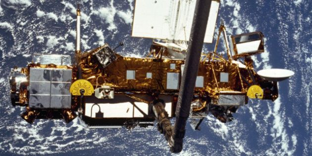 NASA Satellite Crash: An Alberta Hoax, Danish Sighting And The Truth About Where It