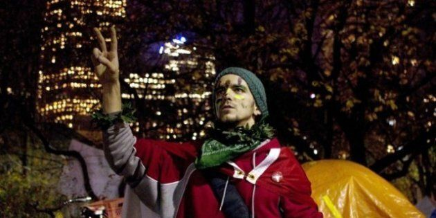 Live Blogging Occupy Eviction: