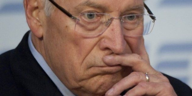 Dick Cheney In Vancouver: Big Crowd Of Protesters Greet Former Vice