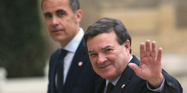 Stephen Harper, Jim Flaherty, Mark Carney To Meet As European Debt Worries