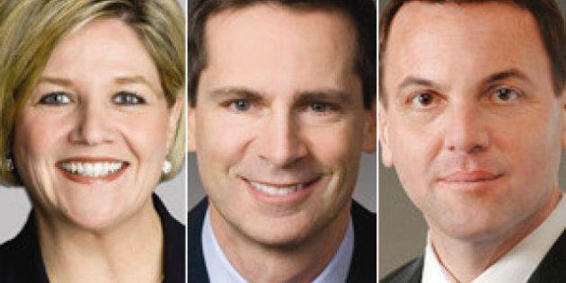 Ontario Leaders' Debate: Jobs And Taxes
