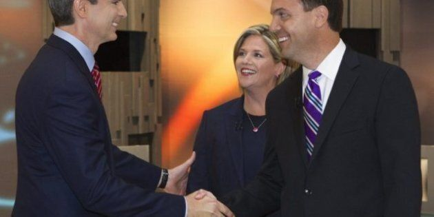 Ontario Leaders' Debate Yields No Clear