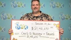 Toronto Teacher Backpacks Europe Unaware Of $21-Million Winning Lotto