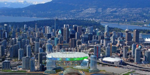 BC Place Facelift: $560 Million Buys Retractable Roof And All The