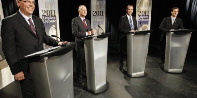 Manitoba Leaders Debate Crime, Health Care; Selinger Comes Out